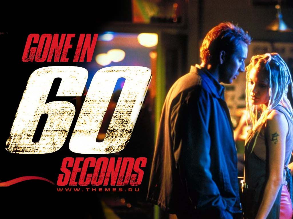 6020sec2001 - 60 Saniye( Gone in Sixty Seconds)