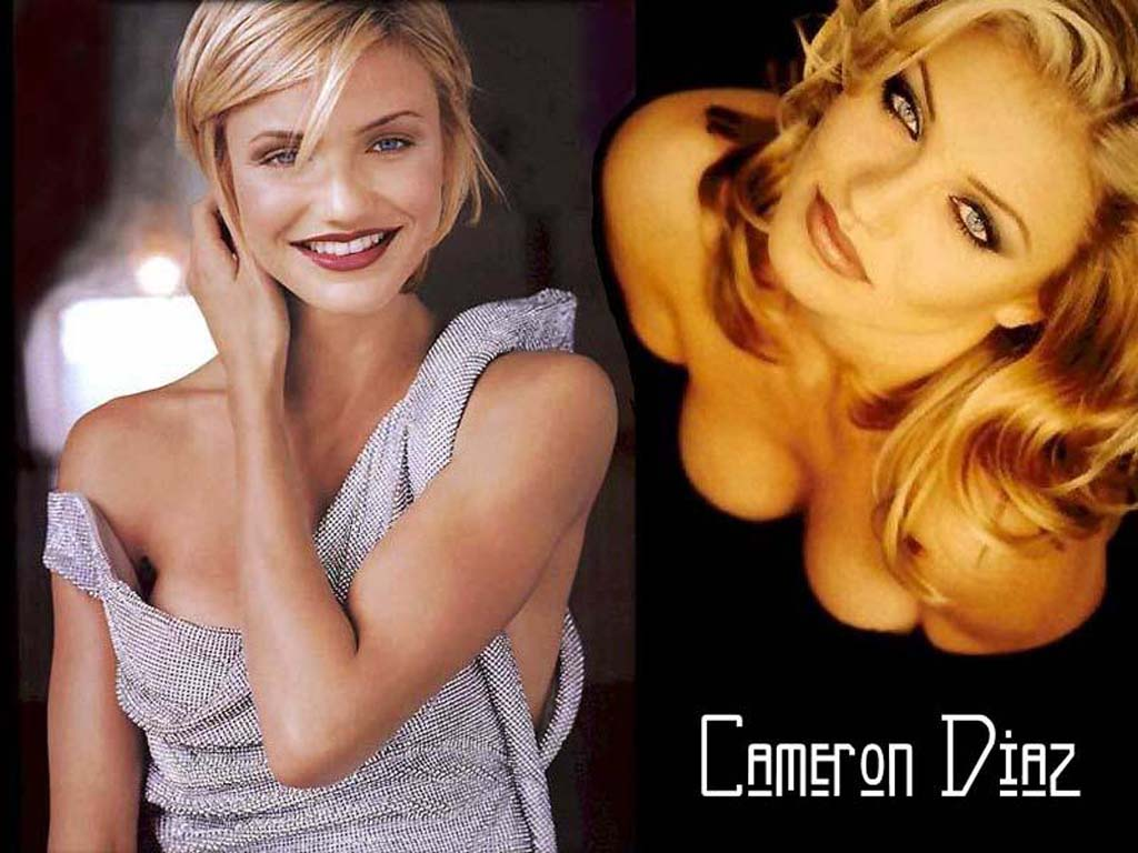 Sexy Cameron Diaz Wallpaper
