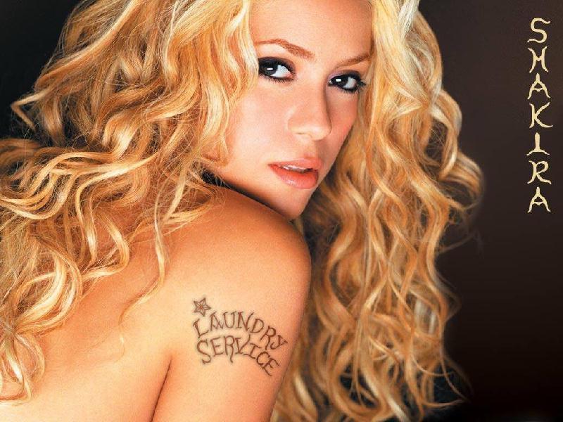 je veux ... ? Shakira%2002
